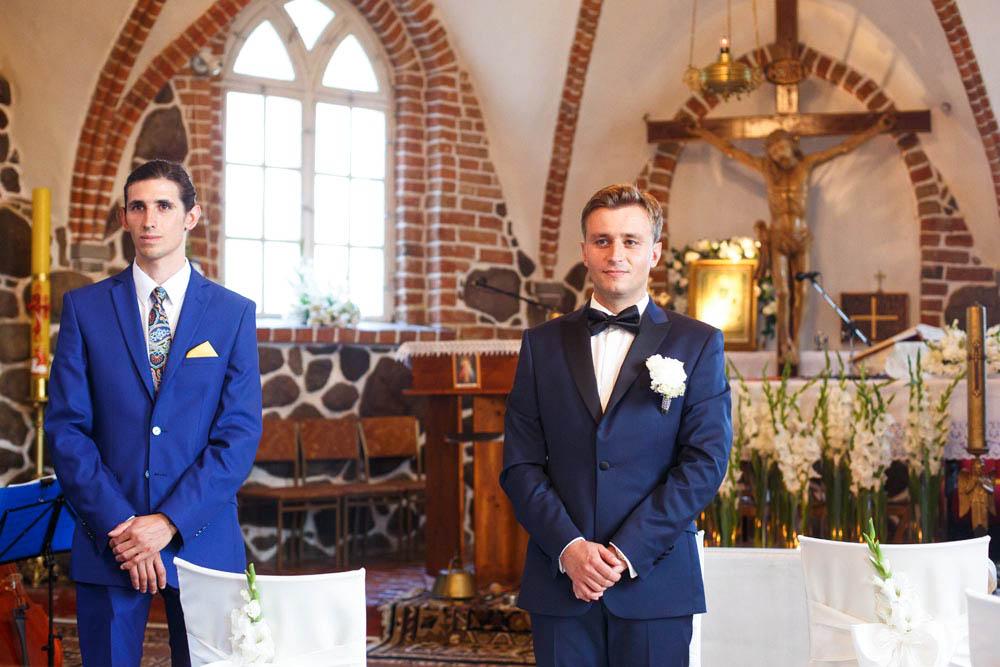 ceremonia ślubna Kołobrzeg