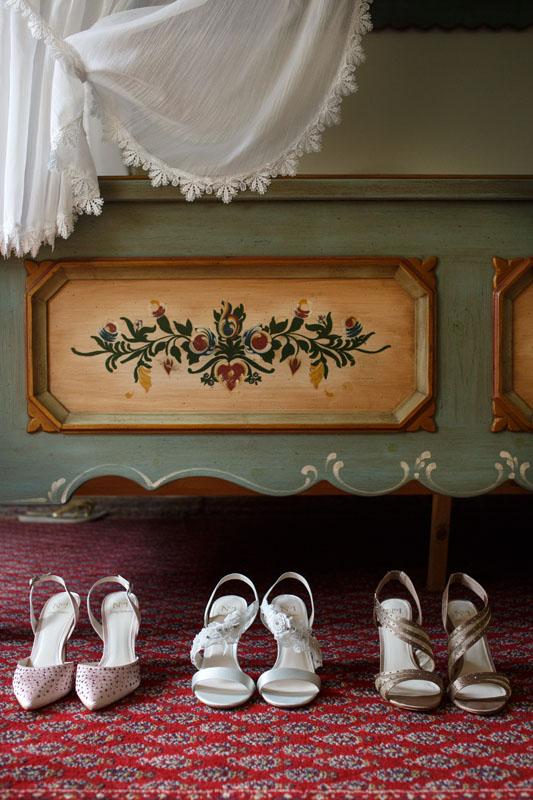 buciki do ślubu