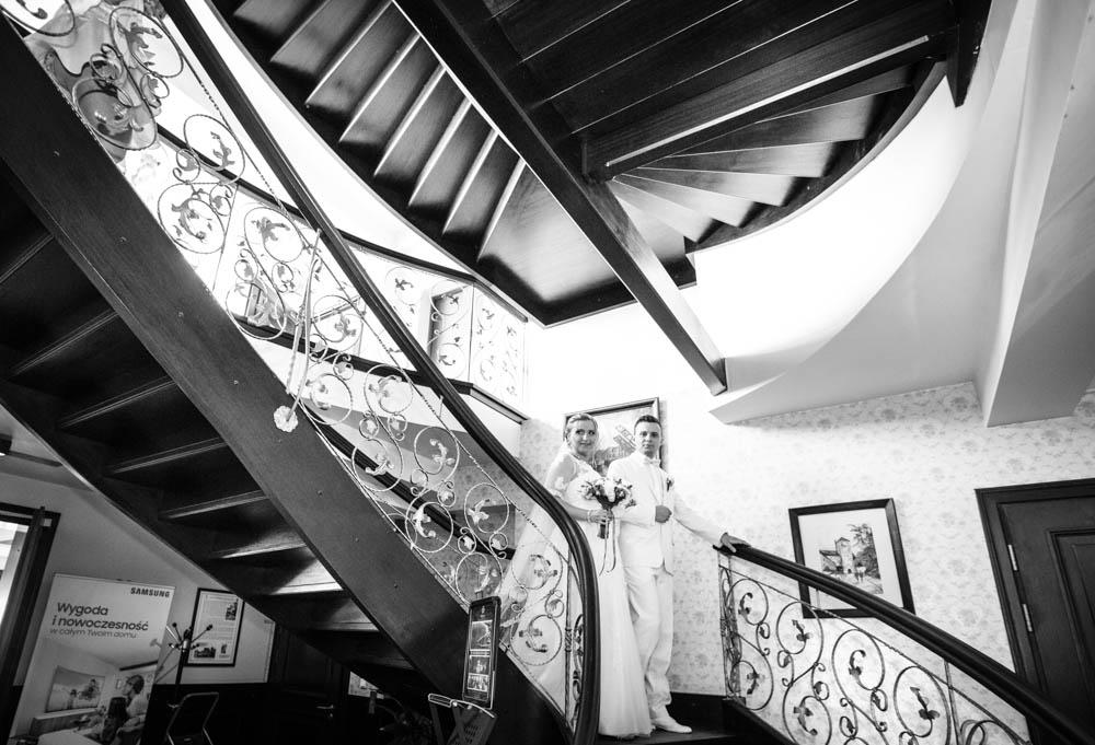 przygotowania ślubne Hotel Apollo w Darłowie