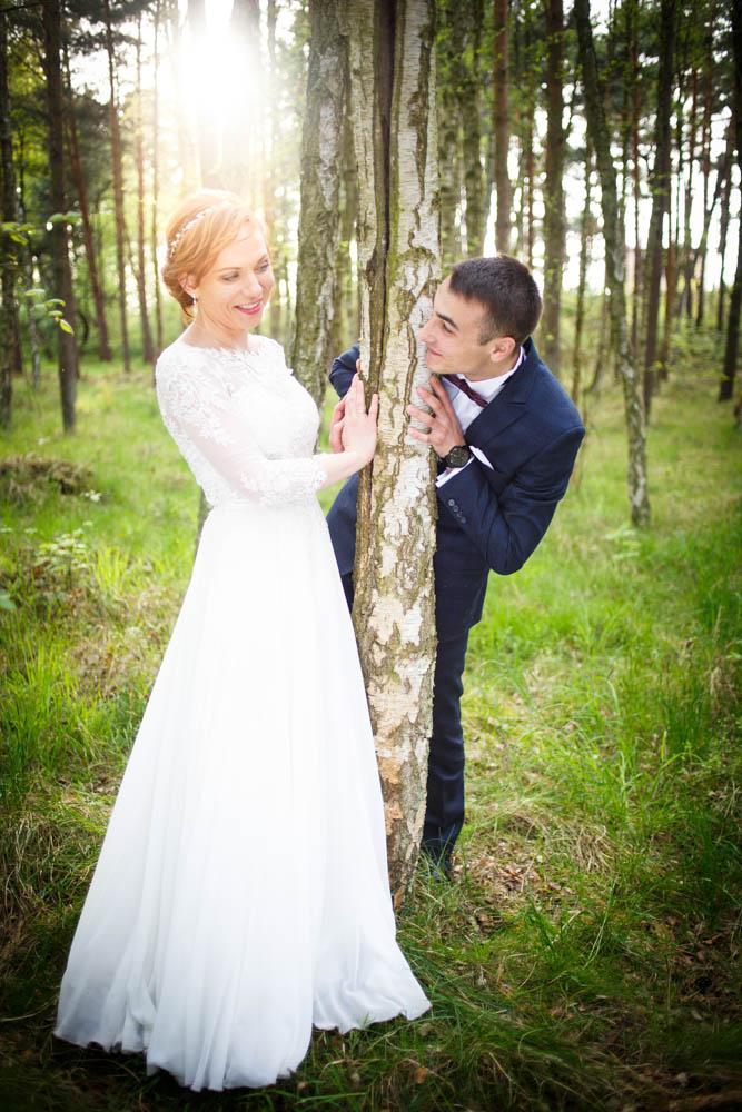 romantyczne sesje weselne