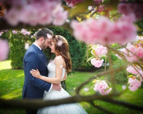 sesje ślubne w Parku w Koszalinie